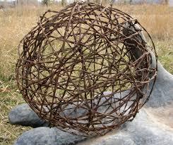 barbed wire tumbleweed bespokebug