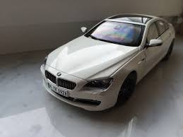 bmw diecast model cars bmw 650i gran coupe paragon 1 18 diecast model car