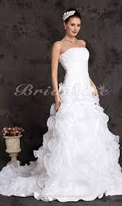 a linie tragerlos kurz mini satin brautkleid mit ups p80 bridesire farbige farbige brautkleider 2017