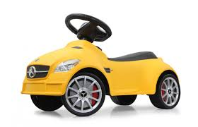 car mercedes push car mercedes slk55amg yellow jamara shop