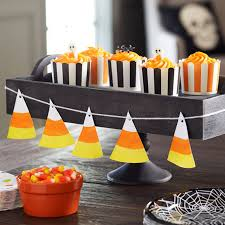 michaels kids club candy corn banner craft rocket city mom
