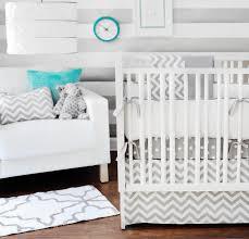 Gray Chevron Crib Bedding Gray Chevron Crib Bedding New Trend Chevron Crib Bedding Styles