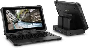 Dell Rugged Laptop Dell Latitude 12 Updated Rugged Tablet Gets Faster Cpu Fhd Lcd