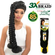 how much is expression braiding hair janet collection expression 3x braid 85 inch