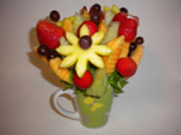 fruit flower arrangements edible fruit arrangements fruit flowers fruit bouquets fruit