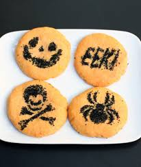 halloween frosted sugar cookies 35 halloween cakes cookies and cupcakes to try and make on your own