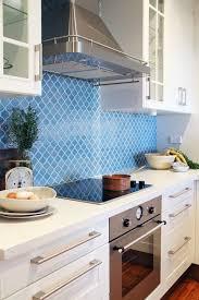 kitchen back splashes with blue retarded on or best 25 backsplash