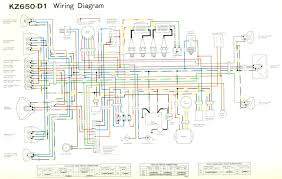 wiring diagram kawasaki klt200 early models with points 61550