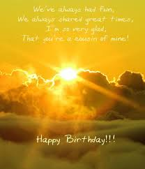 happy birthday ecards for cousin