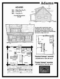 Floor Plans For Log Cabins Cheap Cabin Kits Preassembled Log Homes And Cabins By Homestead