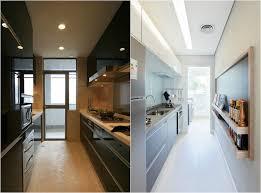 cuisine en longueur am駭agement 5 aménagements pour une cuisine en longueur decocool aménagement