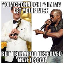 Oscar Memes - the best internet reactions to leonardo dicaprio not winning an