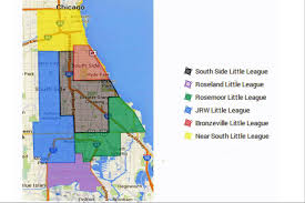 Chicago Lakeview Map by Closed Door Little League Meetings Over Jackie Robinson West Map