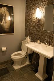 Wallpaper For Powder Room Ideas Interesting Powder Room Designs For Bathroom Camer Design