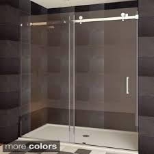 lesscare ultra b semi frameless sliding shower doors free