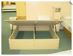 diy bed frame with storage bed that will give you all the