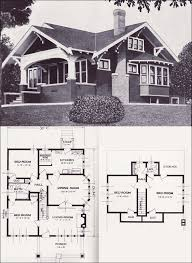 craftsman bungalow floor plans the varina 1920s bungalow 1923 craftsman style from the