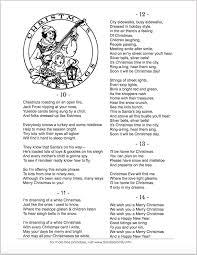free printable christmas song lyric games christmas carol song sheets free printable flanders family homelife