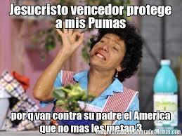 Memes America Pumas - memes con ustedes el tren del meme del bipolar 2015 de los