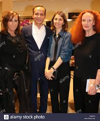louis licari haircuts louis licari salon grand opening in new york city featuring donna