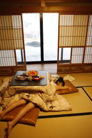 45 best amazing houses images on pinterest japanese design girl sleeping under kotatsu