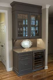 cabinet mount wine cooler 27 best wine hutch images on pinterest wine cellars kitchens and