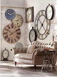 Horloge Murale Ronde Blanche Avec Frais Decoration Maison Interieur Avec Pendule Ronde Decoration