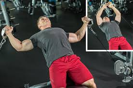 What Is An Incline Bench Press Steve Cook U0027s 6 Exercise Chest Building Workout