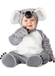 Baby Bear Halloween Costume Cute Infant Baby Koala Bear Animal Kids Halloween Costume