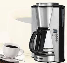 designer kaffeemaschinen de fackelmann 9411231 kaffeemaschine exclusive