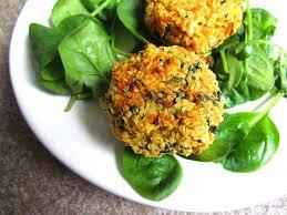 comment cuisiner le quinoa recettes burgers de quinoa aux épinards et carottes savormania