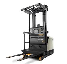 order picker forklifts sp series crown equipment corporation