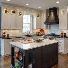 multi colored kitchen cabinets ideas 75 beautiful traditional kitchen with multicolored