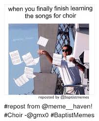 Choir Memes - 25 best memes about choir memes choir memes