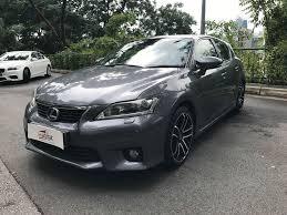 lexus ct200h used car for sale buy used toyota lexus ct200h auto premium car in singapore 81 800