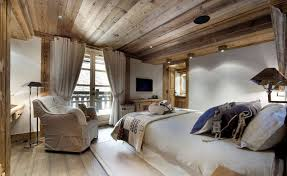 chalet style the petit chateau a luxury ski chalet in courchevel