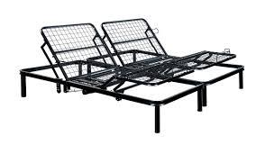dreamax king adjustable bed frame with motor