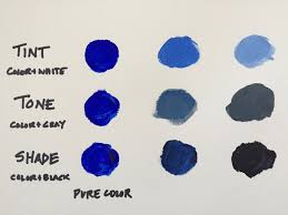 hue value and chroma in a paint color