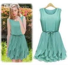summer dresses on sale sale mint green summer dress fashion knee length navy blue