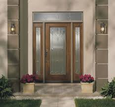 wood glass front door exterior charming image of home exterior and front porch