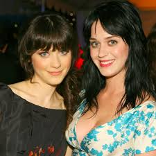zooey deschanel and katy perry celebrity lookalikes