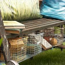 Outdoor Storage Bench Diy by Diy Outdoor Wooden Storage Bench Diy Furniture Ideas