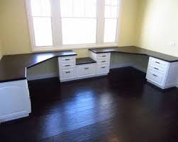 2 Person Desk For Home Office Best 25 Two Person Desk Ideas On Pinterest 2 Home Regarding