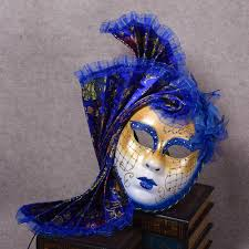masquerade mask costumes for halloween online get cheap blue masquerade mask aliexpress com alibaba group