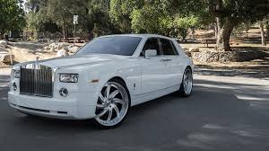 roll royce garage dub magazine rolls royce phantom on forgiato wheels