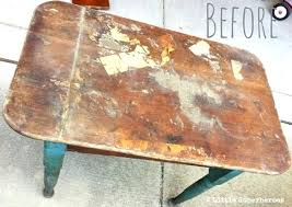 how to refinish a wood table how do i refinish wood furniture russthompson me