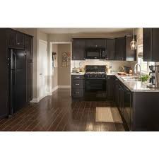 kitchen sink base cabinet at lowes the shaker style doors and espresso finish kitchen