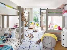 chambre d enfant but aménager une chambre pour 4 enfants planete deco a homes