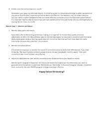 fracas report template 7 steps to a working failure reporting system fracas