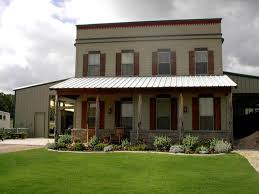 Prepossessing  Modern Home Metal Building Design Decoration Of - Metal building home designs